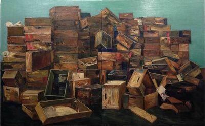 Ge Yan, 'Piled castles Series 2 ', 2014