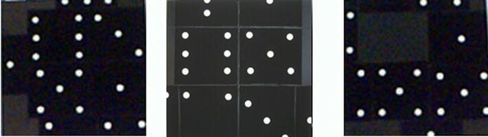 Donald Sultan, 'Dominos', 1990