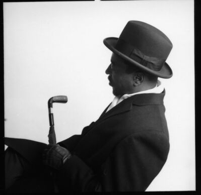 Bert Stern, 'Chico Hamilton', 1958