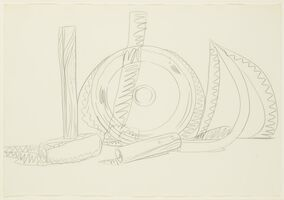 Andy Warhol, 'Hammer and Sickle ', 1977