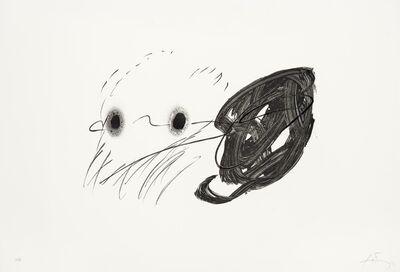 Antoni Tàpies, 'Regard', 1982