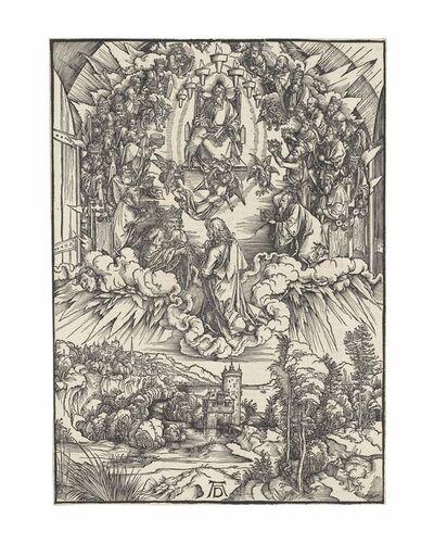 Albrecht Dürer, 'Saint John before God and the Elders, from: The Apocalypse (B. 63; M., Holl. 166; S.M.S. 114)', ca. 1496