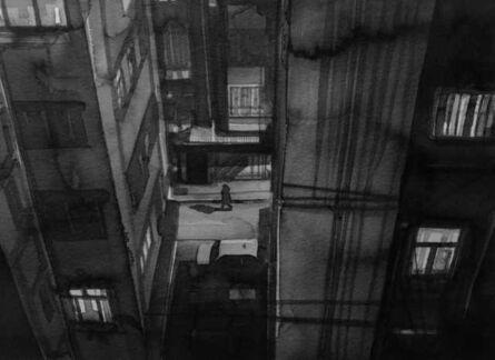 Radenko Milak, 'Neighbors', 2021