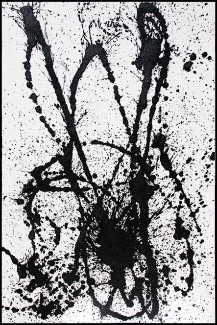 Lea Fisher, 'Black Diamond Burst', ca. 2018
