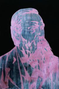 Wang Guangyi 王广义, 'Gurus No.2 《导师》2', 2011