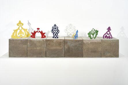 Zoulikha Bouabdellah, 'Mauvaise graine', 2013
