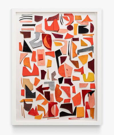 Vik Muniz, 'Surfaces: Child Composition, after Alexander Calder', 2019