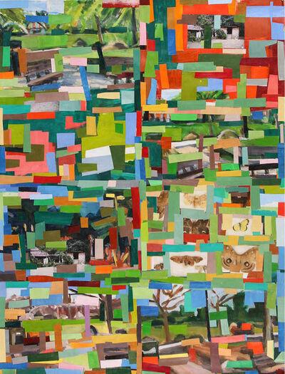Hearne Pardee, 'Garden Grid', 2016