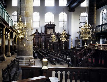 Neil Folberg, 'Spanish-Portuguese Synagogue, Amsterdam, Holland', 1995