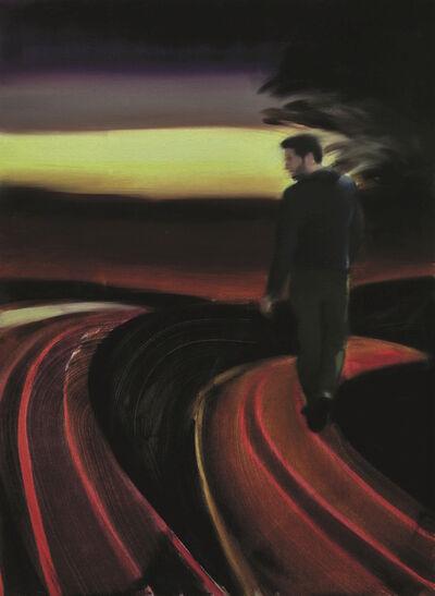 Sergiu Toma, 'Study for Walk with Me', 2017