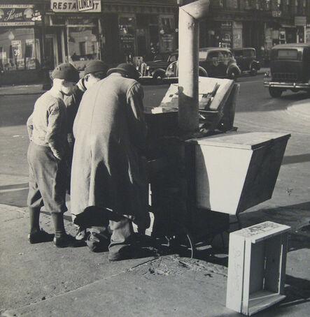 John Albok, 'Business in Harlem', 1934