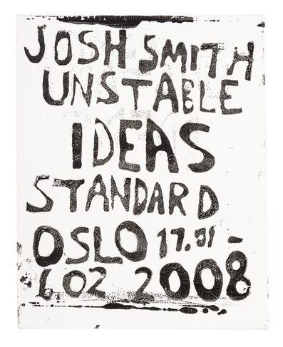 Josh Smith, 'Untitled ', 2008