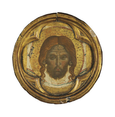 Paolo Veneziano, 'The Veil of Saint Veronica'