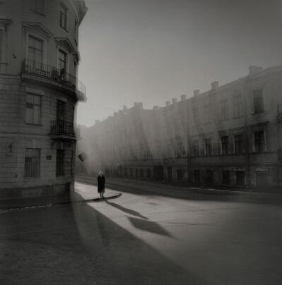 Alexey Titarenko, 'Woman on the Corner, St. Petersburg', 1995