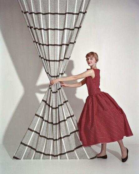 CLAIRE AHO, 'Cotton Rhapsody', 1958