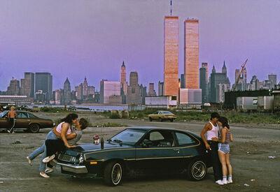Thomas Hoepker, 'Lovers Lane, New Jersey, New York', 1983