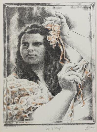 Enrique Grau, 'El espejo', 1990