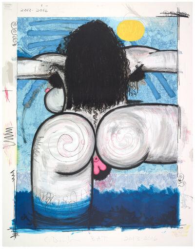 Carroll Dunham, 'Bather', 2016