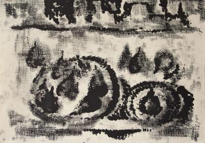 Anwar Jalal Shemza, 'Pears', 1957