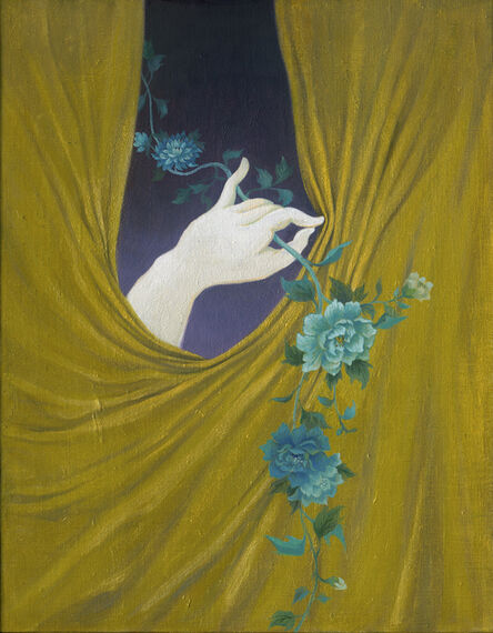Pei-Cheng Hsu 許旆誠, '空裡浮花夢裡身 # 1', 2020