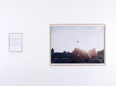 Shimabuku, 'With Birds at Dawn', 1999