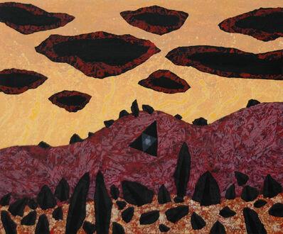 LUKSA PEKO, 'Sign on the Hill', 2011