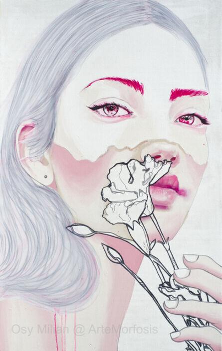 Osy Milian, 'Beat Me', 2017