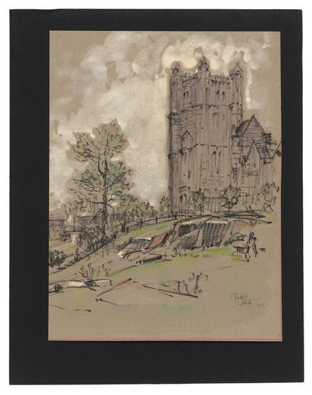 Jules Andre Smith, 'Saint John the Divine (begun 1892)', 1915