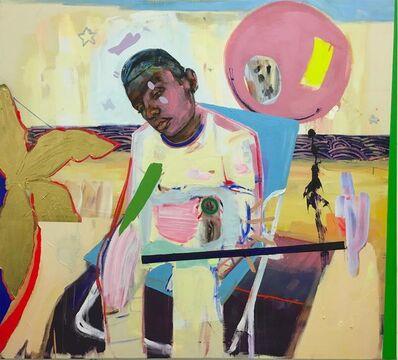 Ally McIntyre, 'Pink Moon', 2016