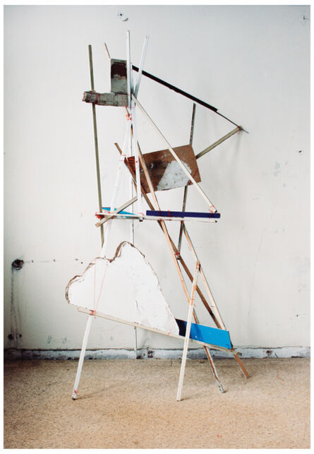 Nadja Bournonville, 'String Construction', 2012