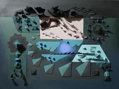 Meredith Dittmar, 'Morphing Material', 2021