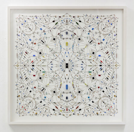 Leonardo Ulian, 'Technological mandala 19', 2014