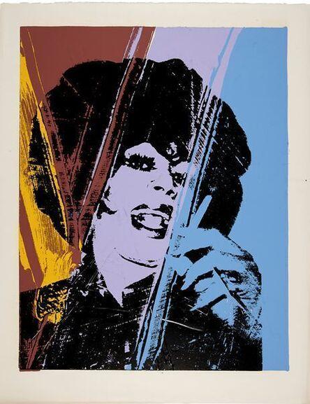 Andy Warhol, 'Drag Queen ', ca. 1976