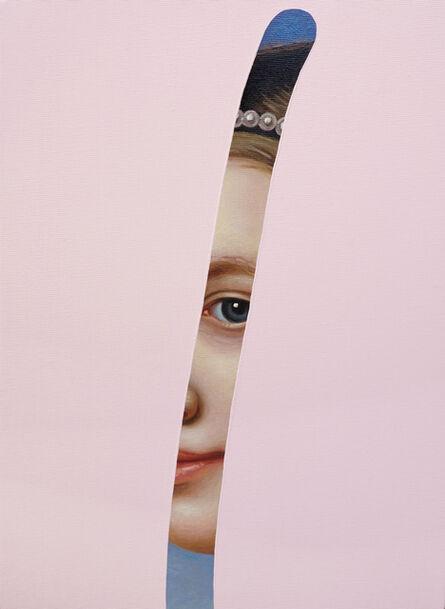 Lino Lago, 'Fake Abstract (Joseph Karl Stieler)', 2020