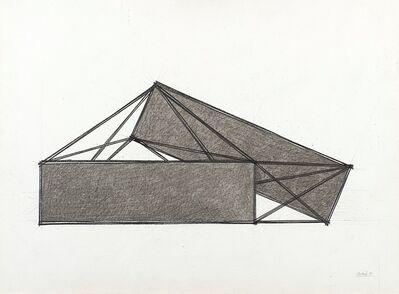 Giuseppe Uncini, 'Untitled', 1991