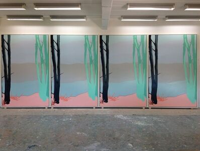 Morten Buch, 'Departure', 2014