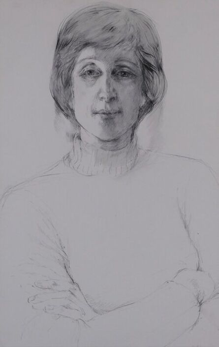 Barbara Swan, 'Maxine Kumin', ca. 1977