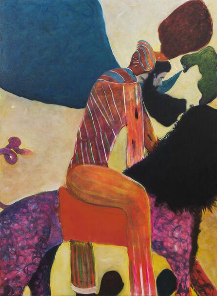 Ryan Mosley, 'A Passenger', 2015