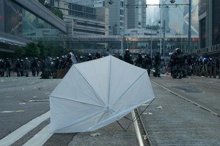 Chien-Chi Chang, 'Hong Kong,  1 October 2019 at 17:25', 2019