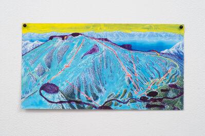 Jocko Weyland, 'Mt. Rose (Yellow Sky)', 2013
