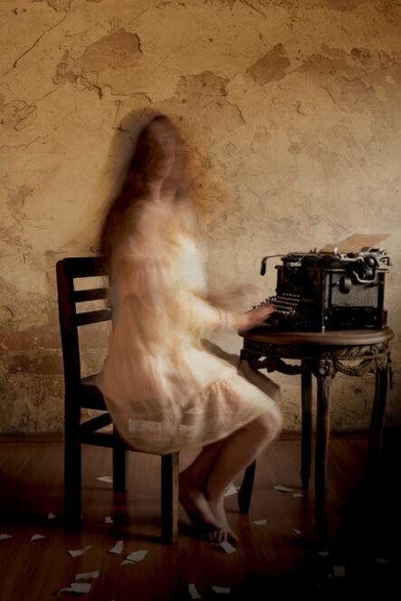 Rosi Calderón, 'Bloqueo literario', 2020