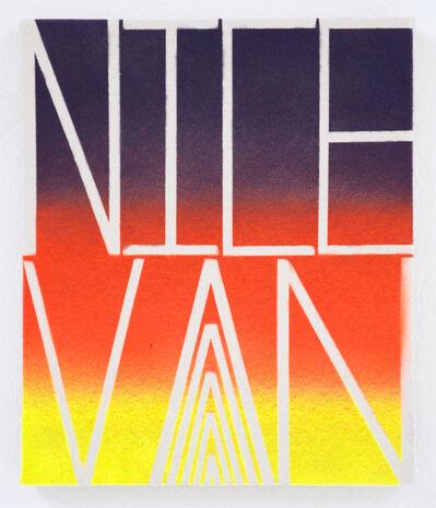 John Phillip Abbott, 'Nice Van', 2015