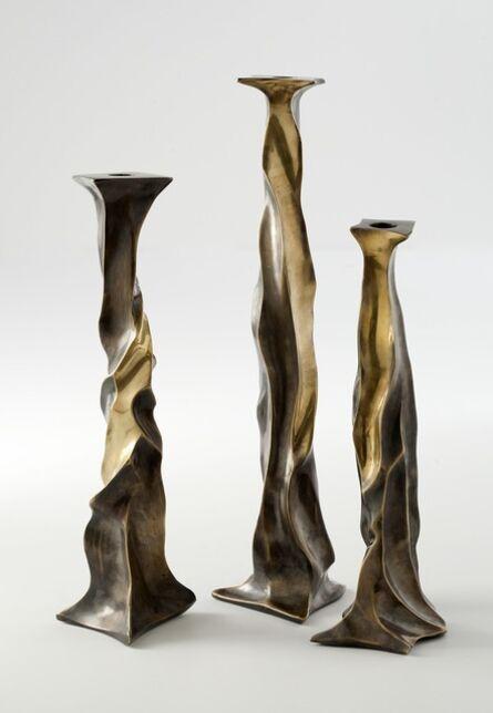 "Aldus, '""Nitor,"" Bronze Candlestick', 2014"