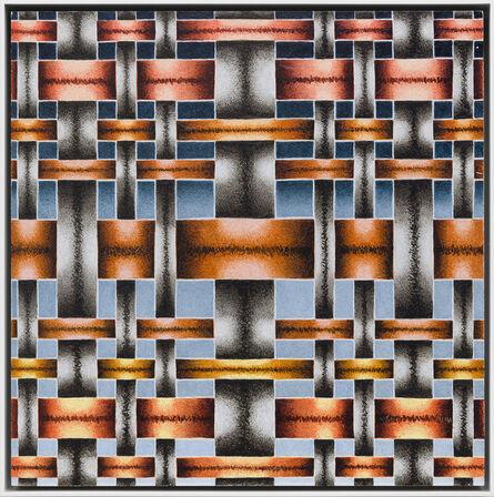 Mark Leonard, 'Weaving #18', 2014