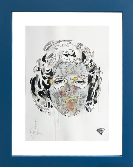 Sandra Chevrier, ' 'Marilyn Study' (original)', 2015