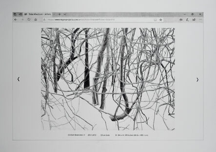 Joan Sebastián, 'Captura ( Toba Khedoori 3) ', 2020