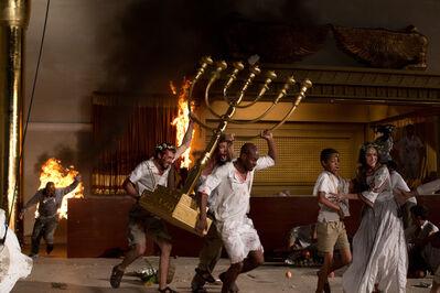 Yael Bartana, 'Inferno (production still)', 2013