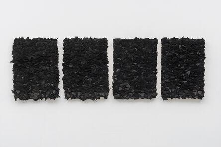 Joël Andrianomearisoa, 'Last Illusions (Leather)', 2016