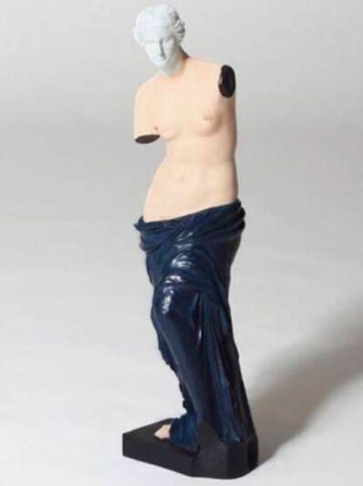 René Magritte, 'Les Menottes de Cuivre', 2004