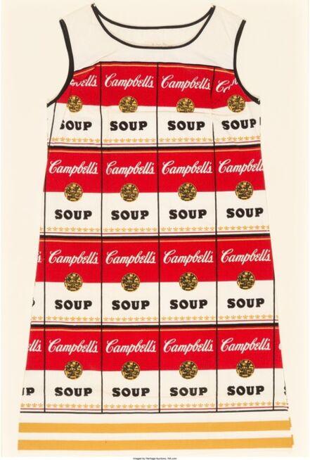 Andy Warhol, 'Souper Dress', circa 1968